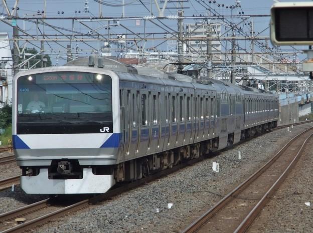 常磐線E531系 K406編成