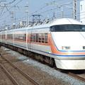 東武スペーシア100系 104F