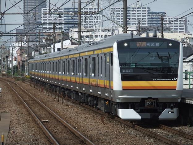 南武線E233系8000番台 N2編成