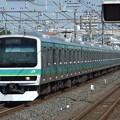 Photos: 常磐快速線E231系0番台 マト114+マト139編成