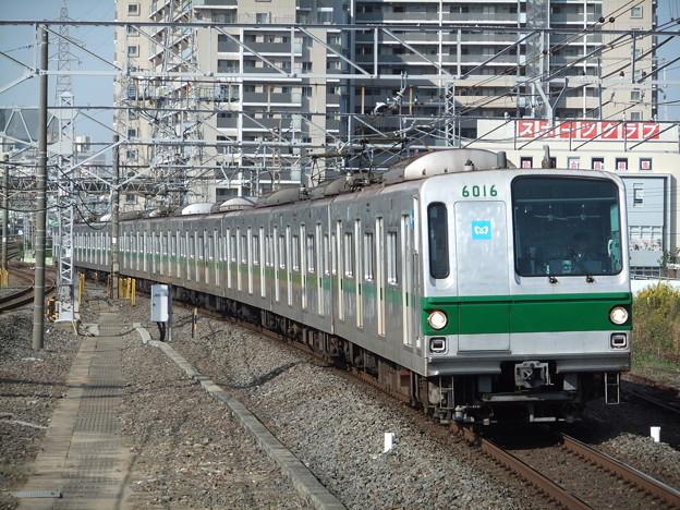 東京メトロ千代田線6000系 6116F