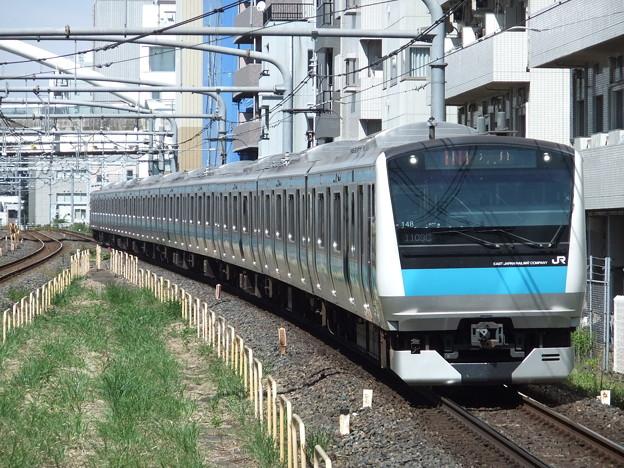 京浜東北・根岸線E233系1000番台 サイ148編成
