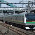 宇都宮線・上野東京ラインE233系3000番台 U624編成