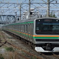 Photos: 東海道線・上野東京ラインE231系1000番台 U-109編成他15両編成