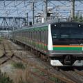 Photos: 東海道線・上野東京ラインE233系3000番台 E-16編成