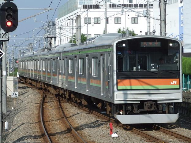 八高・川越線205系3000番台 ハエ81編成