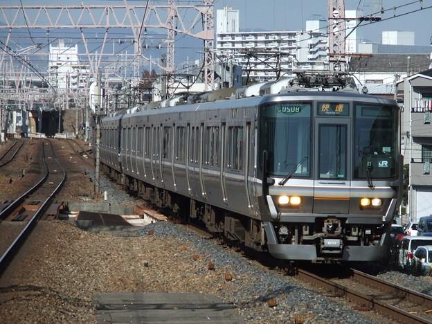 宝塚線快速223系6000番台 MA08編成他8両編成