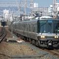 Photos: 京都・神戸線新快速223系2000番台 V57編成他12両編成
