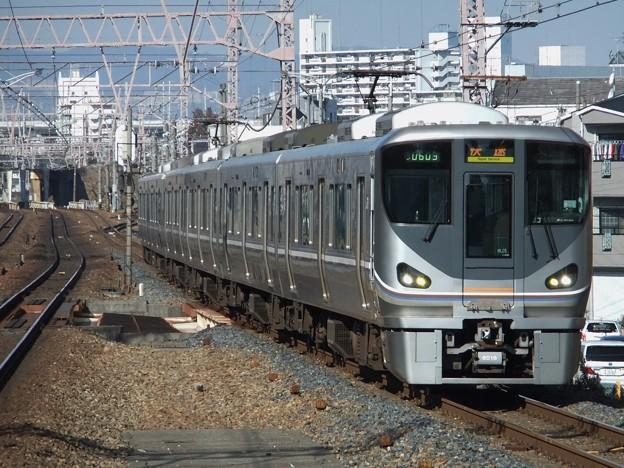 宝塚線快速225系6000番台 ML05編成