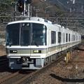 Photos: 琵琶湖線221系 B7編成