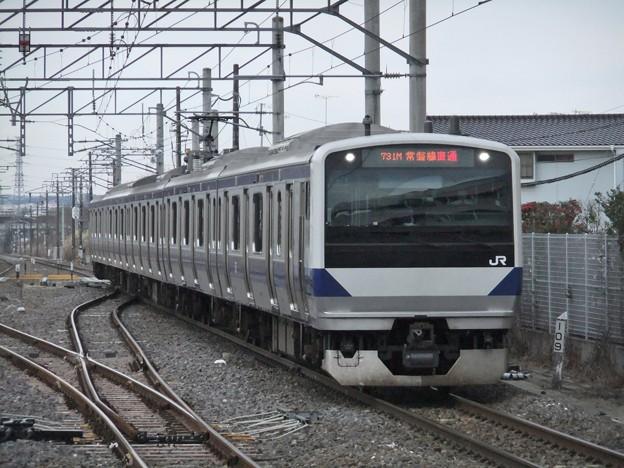水戸線E531系 K474編成