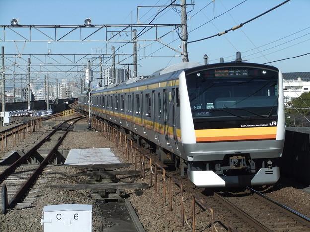 南武線E233系8000番台 N28編成