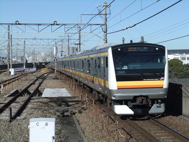 南武線E233系8000番台 N24編成