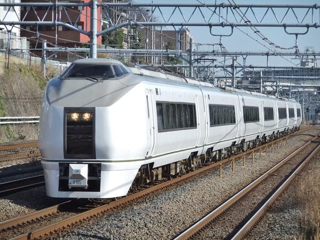 Photos: ぶらり横浜・鎌倉号651系 K105編成