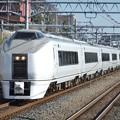 ぶらり横浜・鎌倉号651系 K105編成