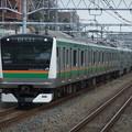 東海道線E233系3000番台 E-13+U-107編成
