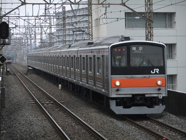 武蔵野線205系5000番台 M26編成