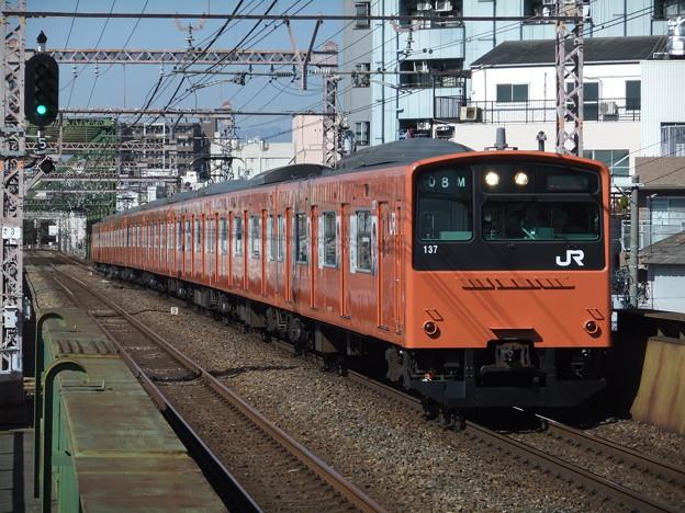 大阪環状線201系 LB14編成