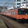 Photos: 大阪環状線201系 LB14編成