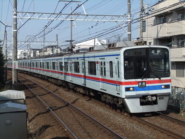 京成線3400形 3438F