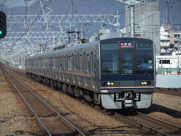 学研都市・東西線207系0番台 Z13+S34編成