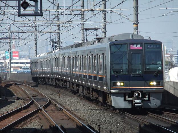 学研都市・東西線207系0番台 Z22+S55編成