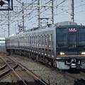 Photos: 学研都市・東西線207系0番台 Z22+S55編成