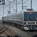 Photos: 学研都市・東西線快速207系1000番台 T3+S3編成