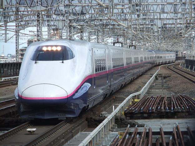 東北新幹線E2系1000番台 J64編成他17両編成