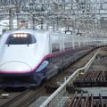 Photos: 東北新幹線E2系1000番台 J64編成他17両編成