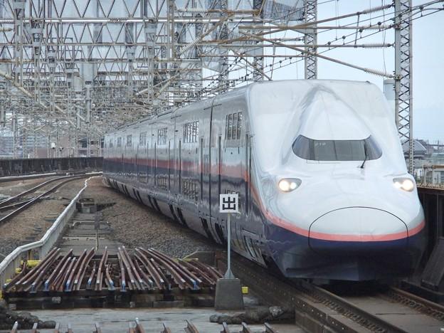上越新幹線E4系 P19編成