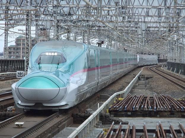 東北新幹線E5系 U1編成他17両編成