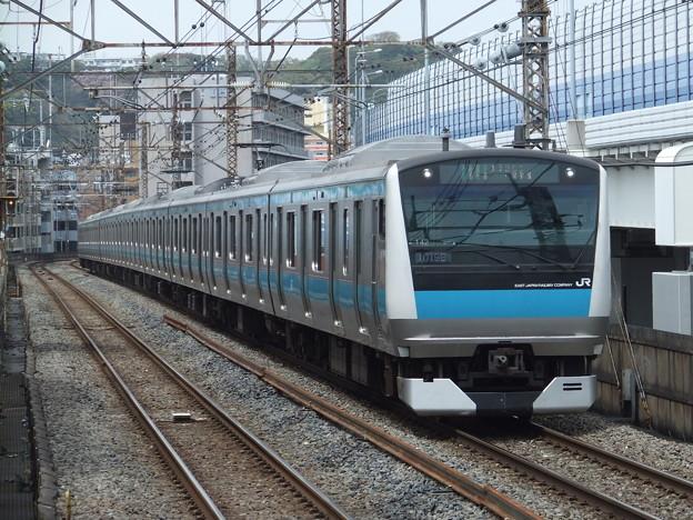 京浜東北・根岸線E233系1000番台 サイ142編成