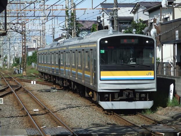 鶴見線205系1100番台 T16編成