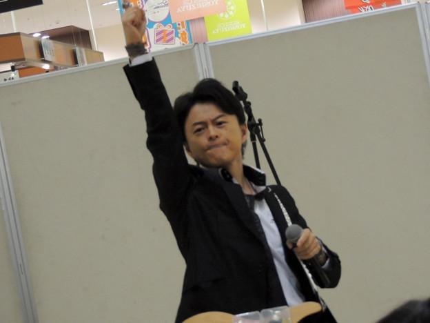 小福山雅治さん。