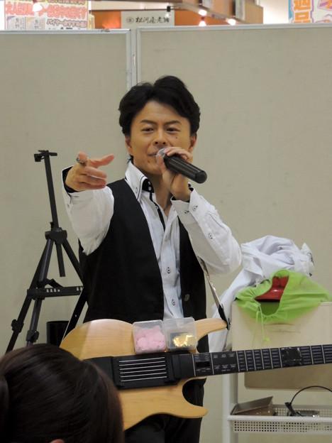ラストナンバー熱唱♪