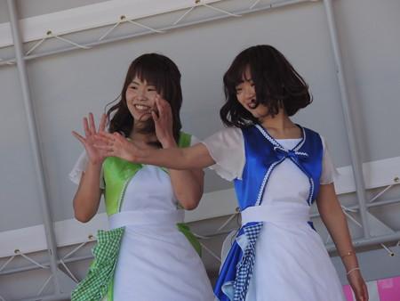 4/29(祝) テラスウォーク一宮で小福山雅治さんのモノマネショーがありました。