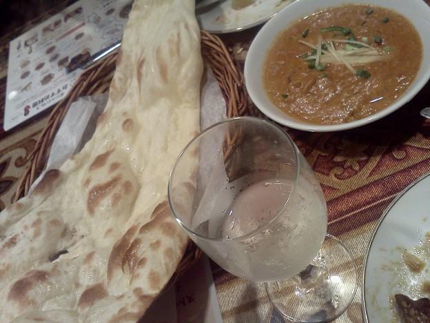 Photos: ねんがんのインド料理!