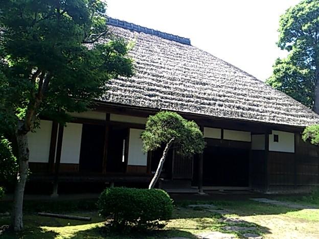 伊藤左千夫生家