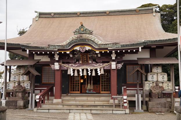 Photos: 人見神社