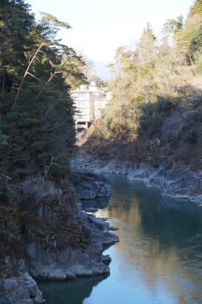 名勝 天竜峡 3