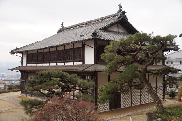旧座光寺麻績学校