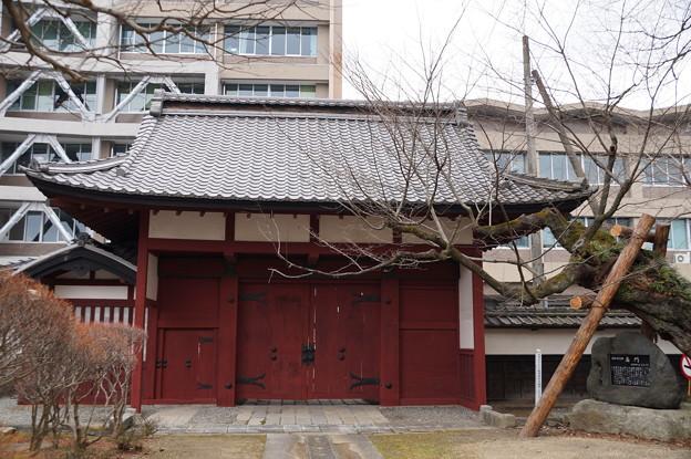 飯田城跡 赤門