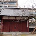 写真: 飯田城跡 赤門