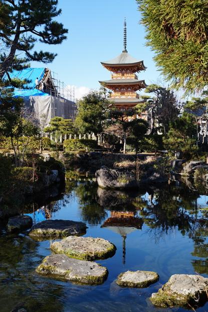 円鏡寺 庭園