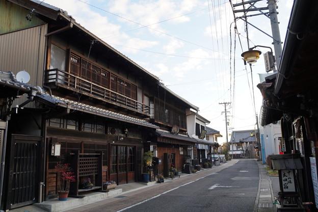 中山道 美濃太田宿