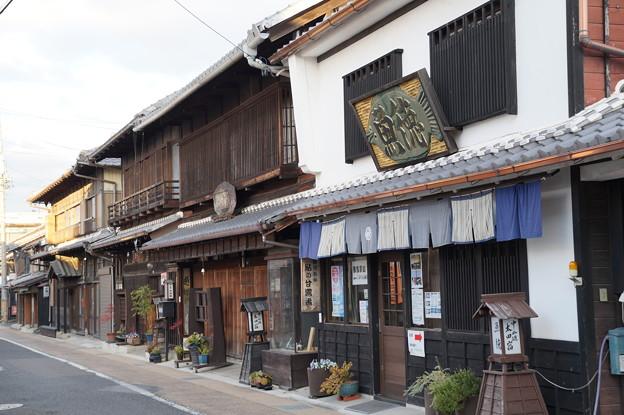 中山道 美濃太田宿 2