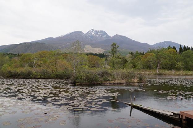 妙高山といもり池 2