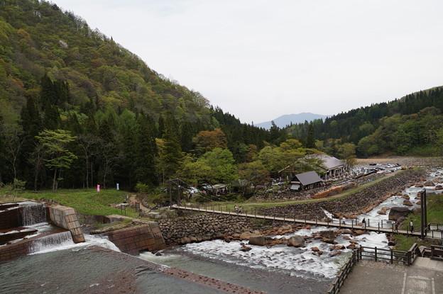 苗名滝 4