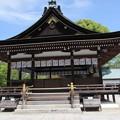 Photos: 松尾大社・拝殿 047